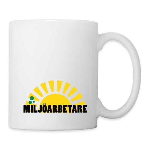 MILJÖARBETARE - Mugg