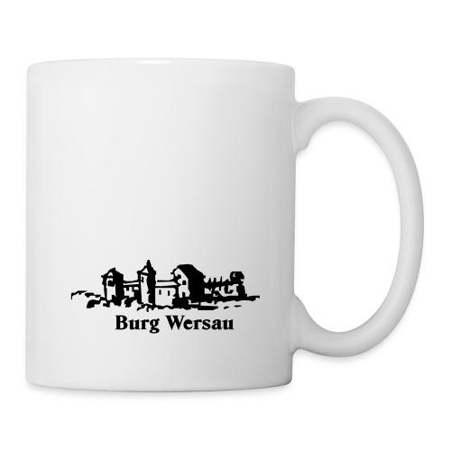Burg Wersau - Tasse