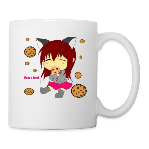 Sherry Blights Cookie Pause - Tasse