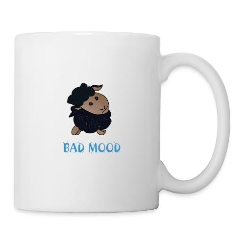 Badmood - Gaspard le petit mouton noir - Mug blanc