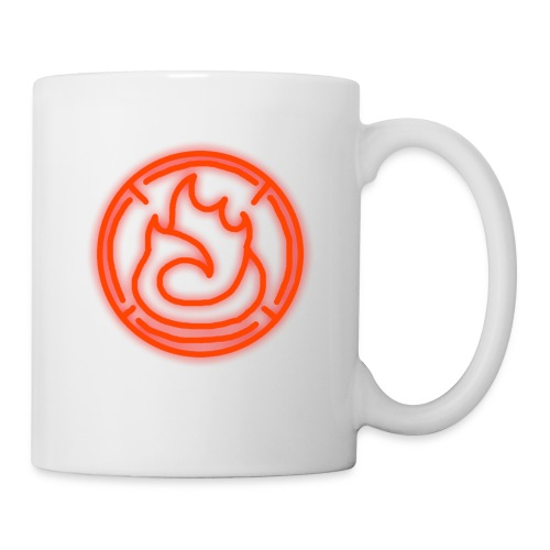 Fire Magic Circle - Mug