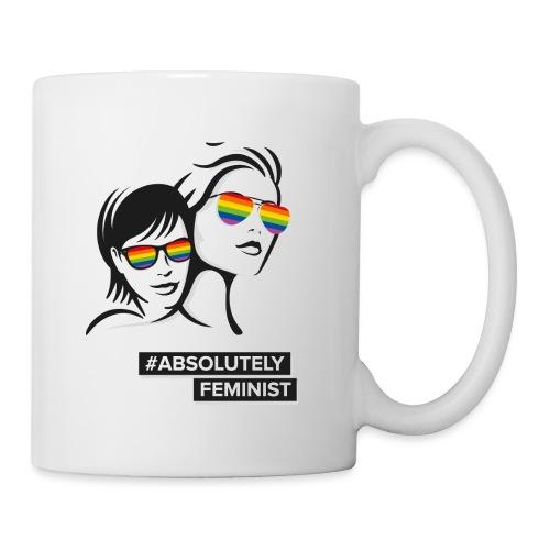 L-BEACH Rainbow Glasses - Tasse