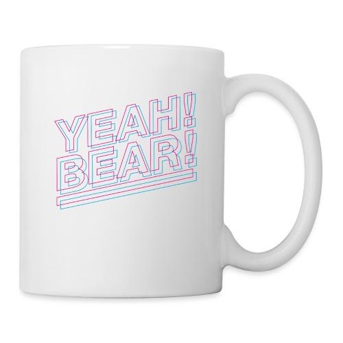 Yeah Bear Layers - Tasse