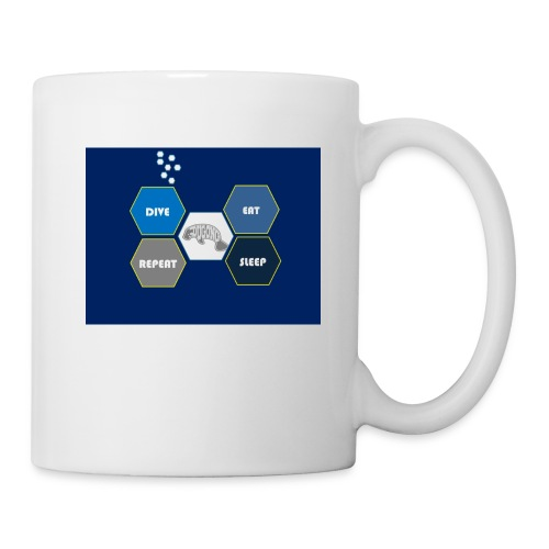 Dive_sleep_repeat_Hexagonal_v1-0_20161118 - Mug