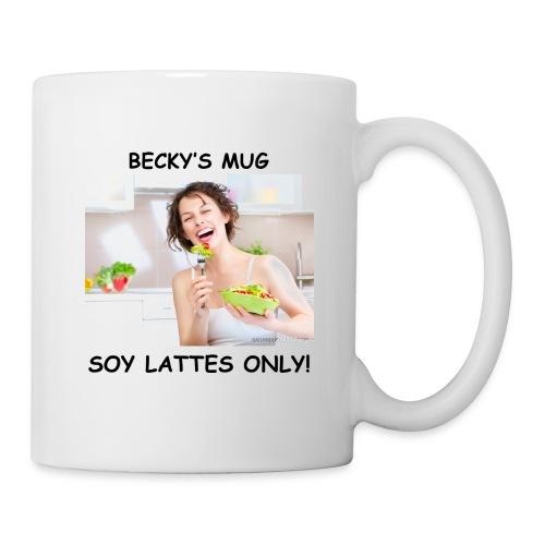 Becky's Mug - Mug
