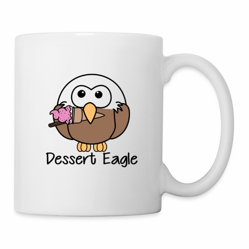 Dessert Eagle - Mug