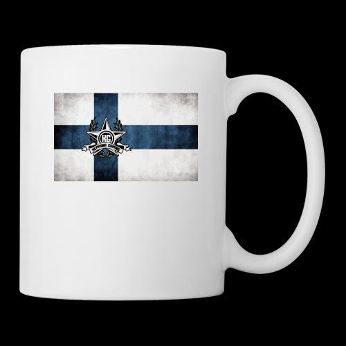 Suomen lippu - Muki