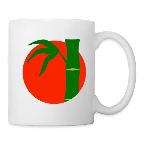 BAMBOU - Mug blanc