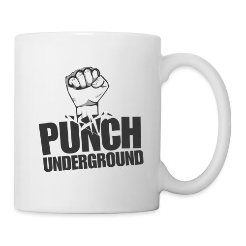 Punch Underground Black - Tasse