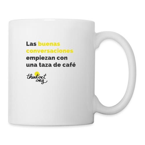 Taza ThinkAct Conversaciones - Taza