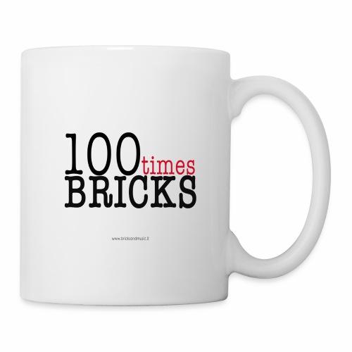 100times BRICKS - Tazza