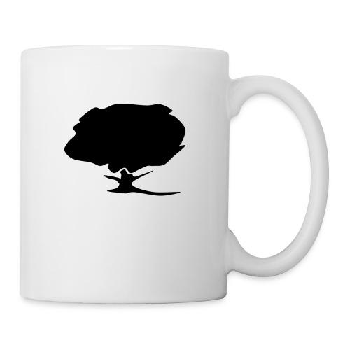 Arbre seul - Mug blanc