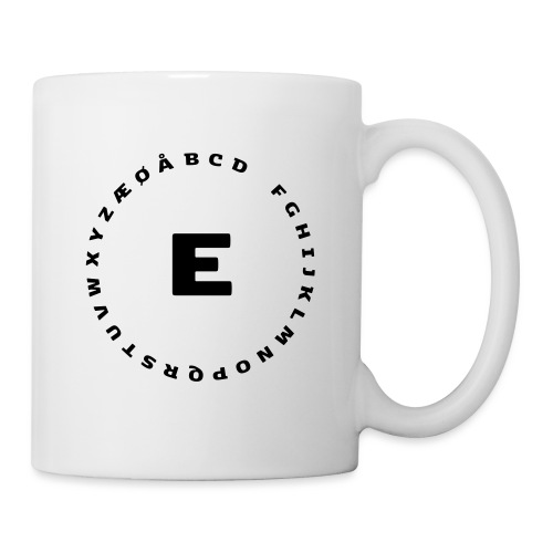 E - Kop/krus