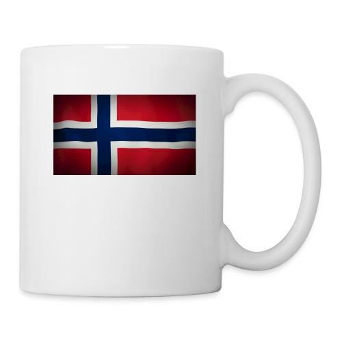 Norsk Flagg - Kopp
