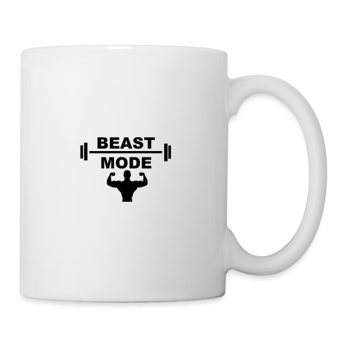 beast mode - Mugg