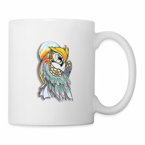 Cosmic owl - Taza
