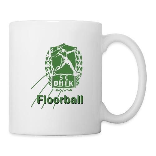 Logo grün - Tasse