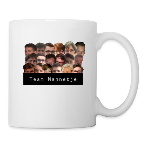 Team Mannetje - Mok