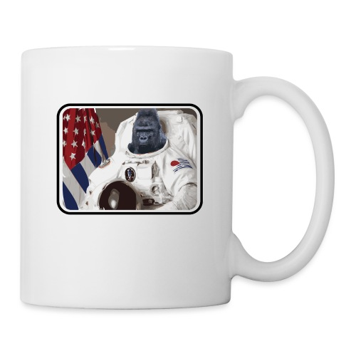 gorillanaut - Mug