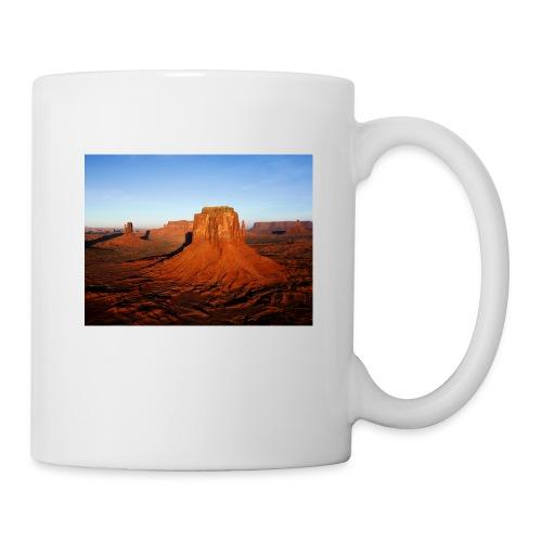 Desert - Mug blanc