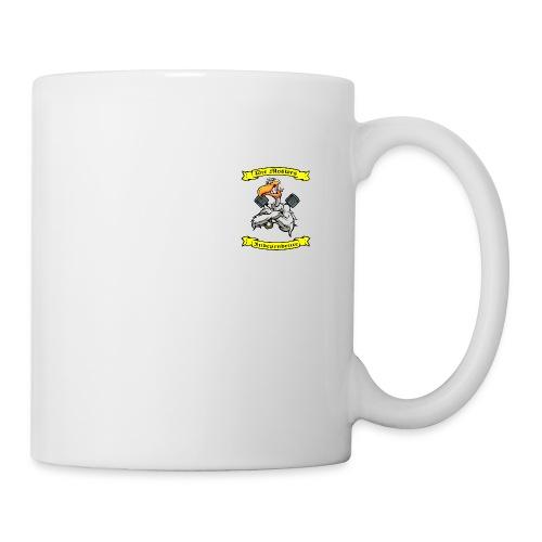 Logo v2 weiß - Tasse