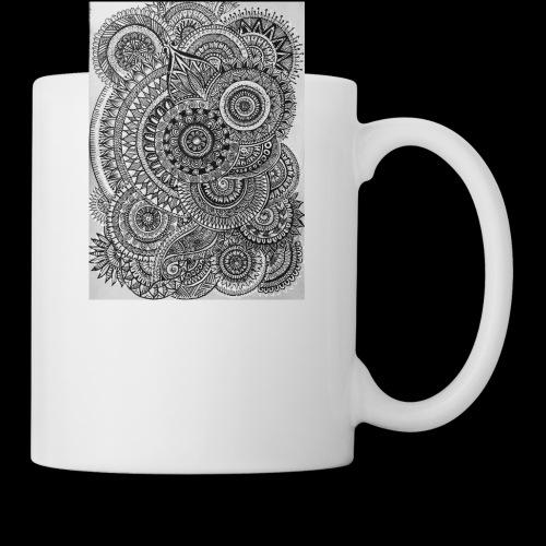 Chaos and Symmetry // - Mug