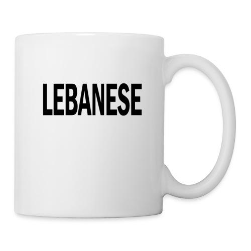 LEBANESE png - Mug