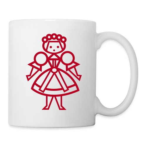 Czech girl - Mug