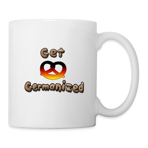 Get Germanized Pretzel - Mug