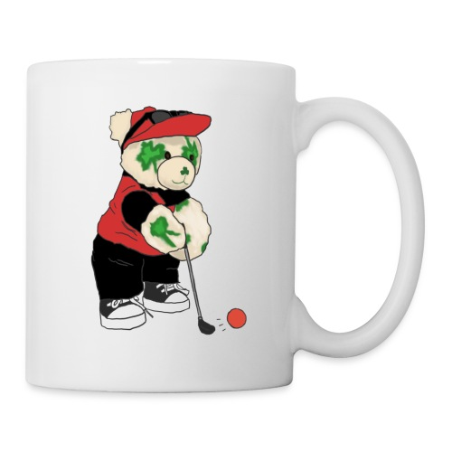 bearauctiongraphic png - Mug
