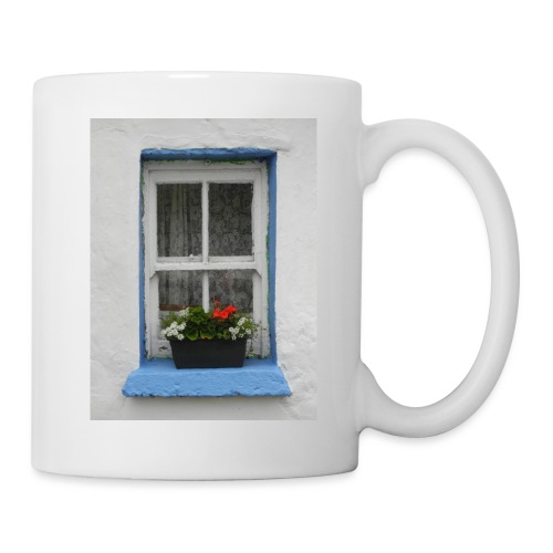 Cashed Cottage Window - Mug