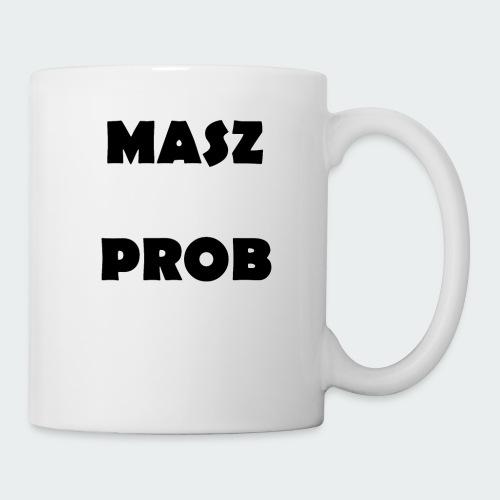 Koszulka Damska Premium PROBLEM? - Kubek