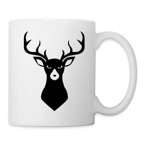 Caribou 9 - Mug blanc