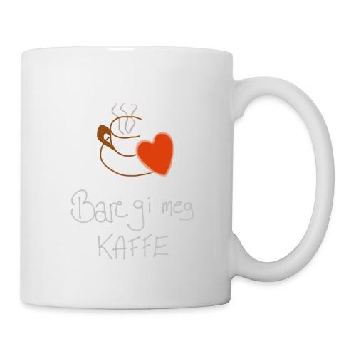 Kaffe - Kopp