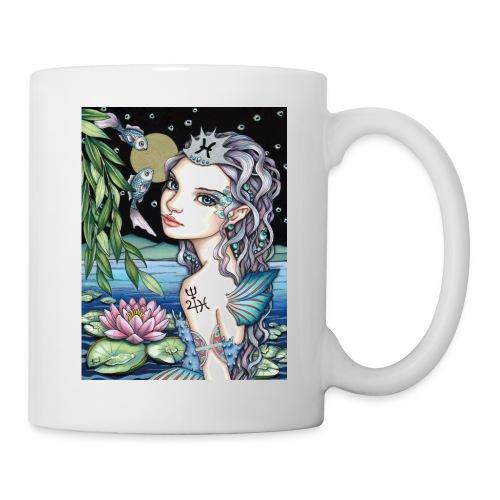 Pisces girl Fische Mädchen - Mug