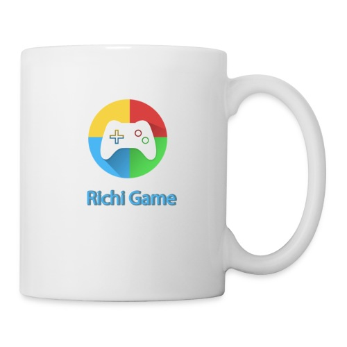 richi game magliette - Tazza