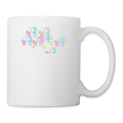 Farbexplosion - Tasse