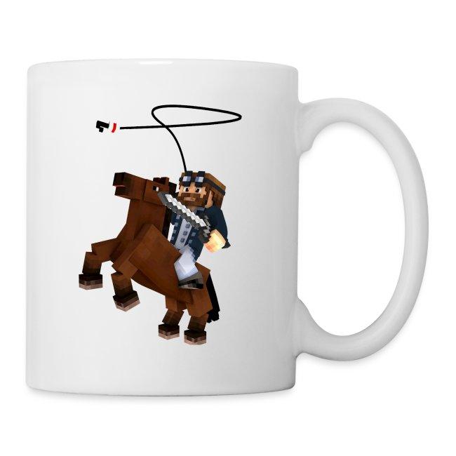 Titan y su rocinante café