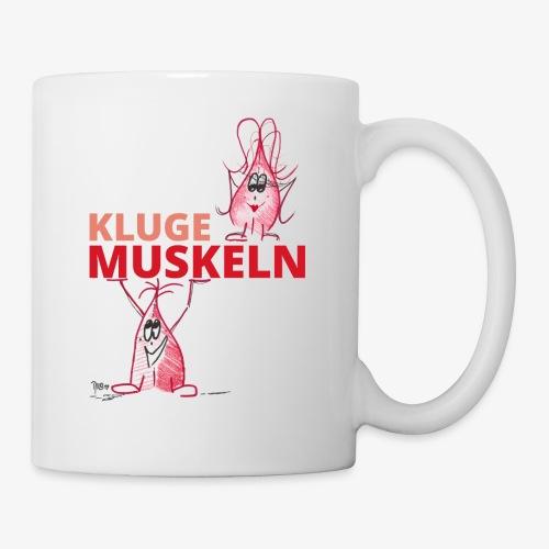 Kluge Muskeln - Tasse