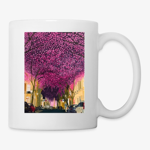 A street at night - Mug