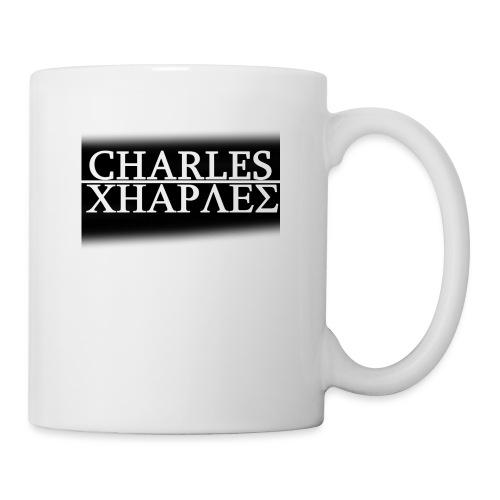 CHARLES CHARLES BLACK AND WHITE - Mug
