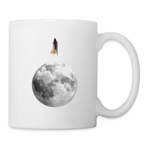 Mondrakete - Tasse