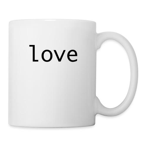 love - Mugg