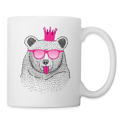 BABO pink Bär - Tasse