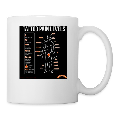 tatoo - Mug blanc
