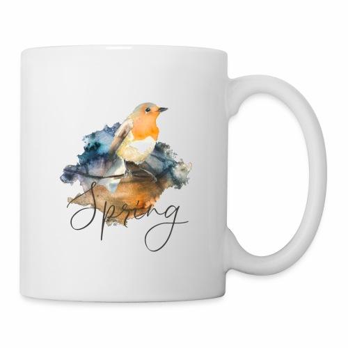 Robin Spring - Tasse