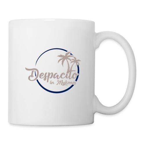Despacito in Mykonos - Mug blanc