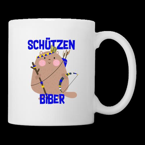 Schützenfest Biber Biberach Biberacher Schützen - Tasse