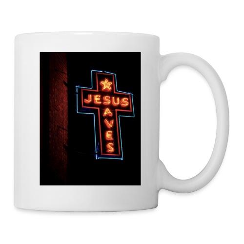 Jesus Saves - Mug