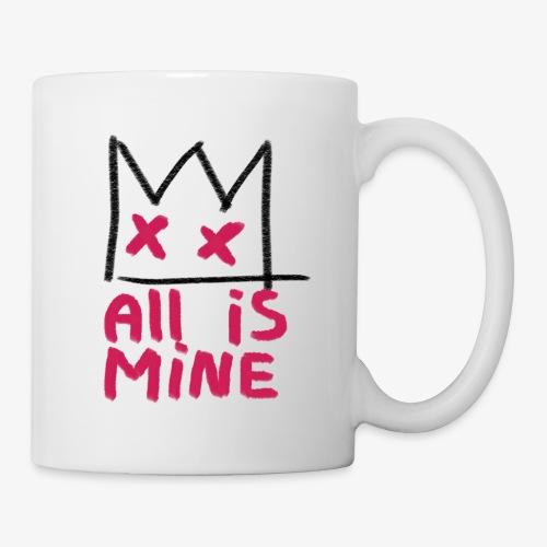 Sick Boy all is mine - Mug blanc